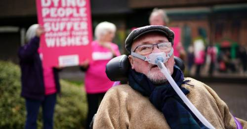 Terminally-ill Noel Conway who campaigned to change law on assisted dying dies aged 71
