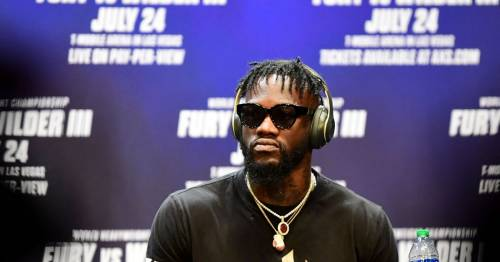 Deontay Wilder vows to land 'devastating' finish on Anthony Joshua after Tyson Fury trilogy