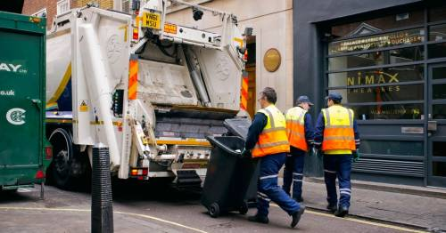 Households 'will have up to 7 bins each' as part of huge changes to rubbish collections
