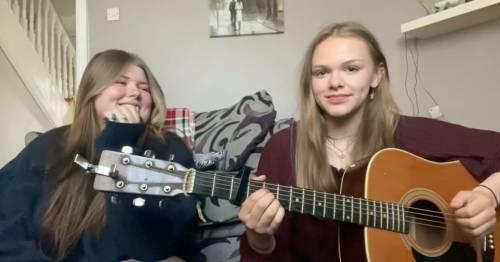 Kerry Katona and Brian McFadden's daughter Molly showcases sensational singing voice