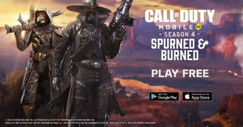 Six Things You Should Know About Season 4 of Call of Duty Mobile Spurned & Burned