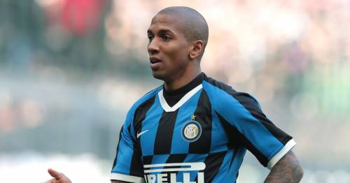 Ashley Young poised for surprise Premier League return as Inter Milan set to miss out