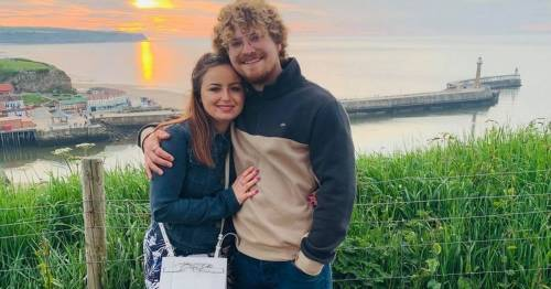 Couple drove 150 miles to get engaged after Covid postponed romantic proposal