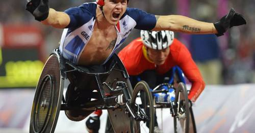 David Weir performs u-turn and will return to track racing at Paralympics