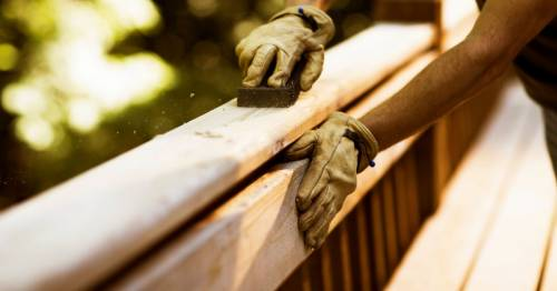 Caring husband builds bench for his ailing wife when council fails to do so – World News