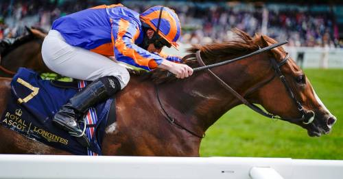 Royal Ascot 2021: Full racing results from day two of the festival