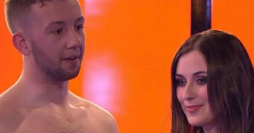 Naked Attraction viewers shocked as couple look for third sexual partner