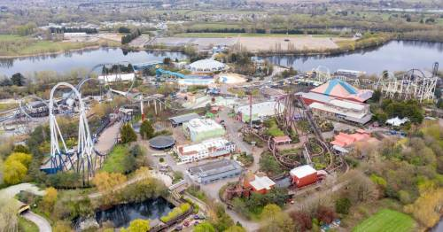 Girl, 8, with cancer spat at by teen boys at Thorpe Park 'because of shaved head'