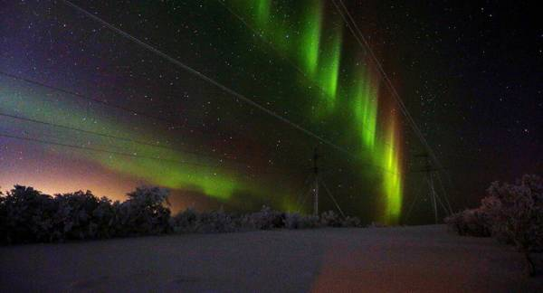Mystery of Shimmering Aurora 'Curtains of Light' Finally Solved