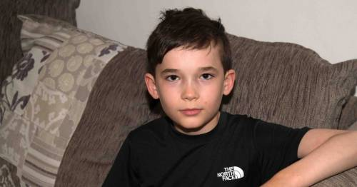 Schoolboy, 10, left unable to walk after Covid as doctors left puzzled by condition