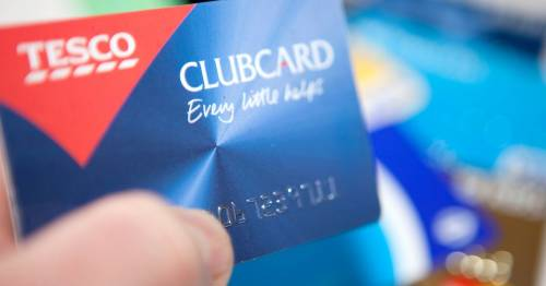 Tesco trialling new bank card that only lets you spend on a tight budget