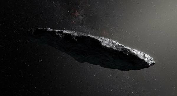 They Could Be Out There: Astronomer Urges Humanity to Hunt for Objects Like Oumuamua