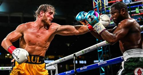 UFC champion hits out at Logan Paul's huge purse for Floyd Mayweather fight
