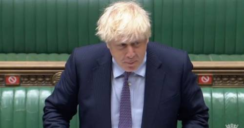Boris Johnson moans Tories are spouting 'lefty propaganda' by fighting his cuts for the poor
