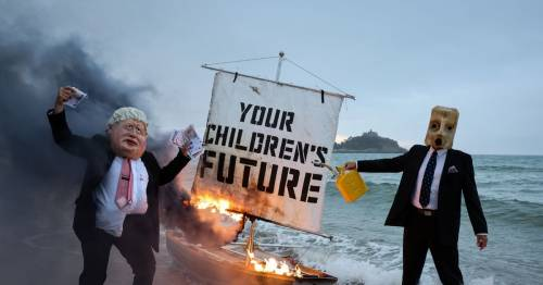 G7 protesters head to Cornwall to disrupt first summit of world leaders in pandemic
