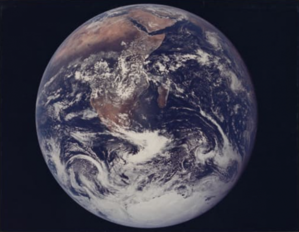 Earth Tipped Over 84 Million Years Ago Then Corrected Itself, New Study Claims
