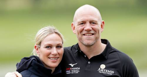Mike Tindall opens up about his father's heartbreaking Parkinson's illness