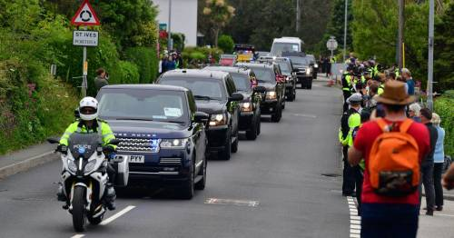 Seven arrested after police find paint and smoke grenades in vehicles near G7 summit