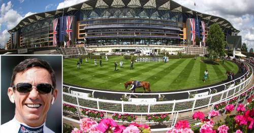 Frankie Dettori column: My day five Royal Ascot rides including Falcon Eight and King Frankel