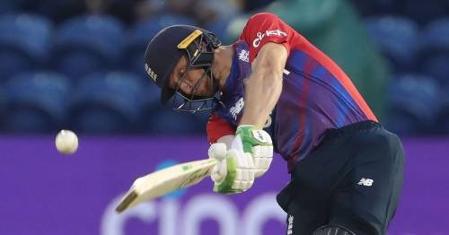 Jos Buttler leads England to eight-wicket victory over Sri Lanka in opening T20