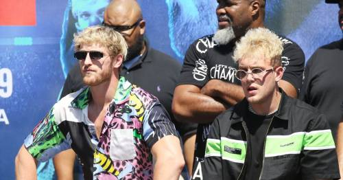 Jake Paul sends angry message to brother Logan and rival KSI after surprise reunion