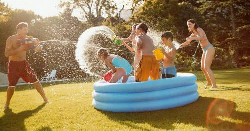 How much does it cost to fill paddling pool? Ways to save money in heatwave explained