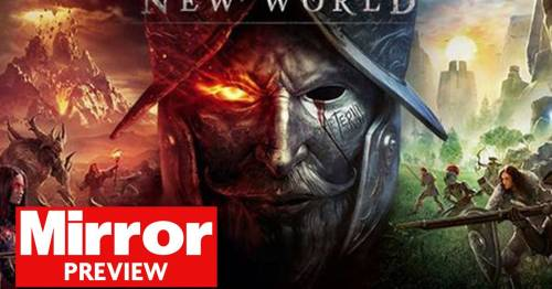 New World Preview: Amazons ambitious MMORPG shows some great potential with some brilliant ideas