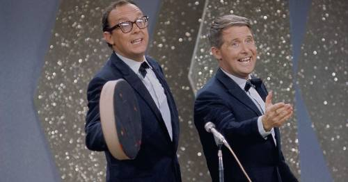 First Morecambe & Wise Show tape unearthed after being lost for 50 years