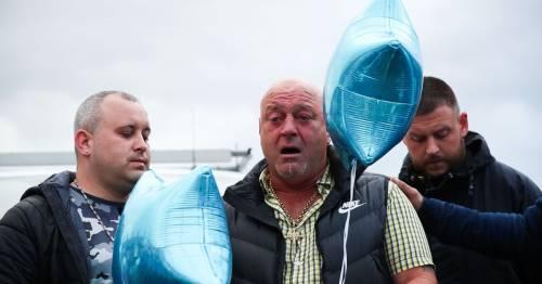 Belfast murder: Dad of newborn baby stabbed to death says heart is 'truly broken'