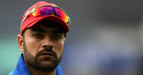 Rashid Khan reveals he has spent 25 days at home in FIVE years as he prepares for The Hundred
