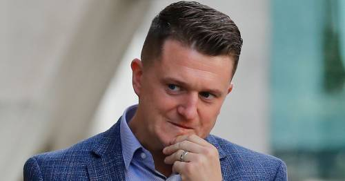 Tommy Robinson moans he's 'bankrupt' after being ordered to pay schoolboy £100k