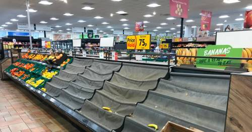 How bad shortages are in favourite supermarkets from Tesco, Asda, Lidl, Morrisons and M&S