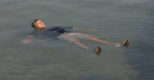 How to stay alive if you get into difficulty in water as at least 14 drown in heatwave