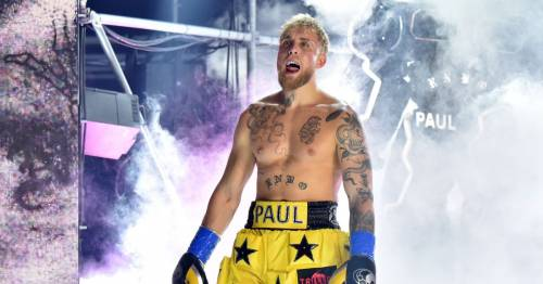 Jake Paul explains why he wants to become boxing world champion