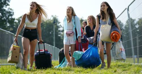 Latitude Festival: Thousands arrive as music event returns for first time since pandemic