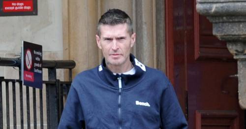 Man caught with stun gun when weapon 'fell out' of pocket and went off in street
