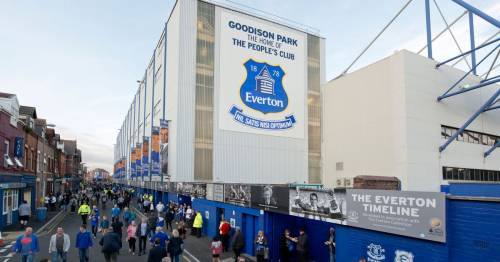 Everton star arrested on suspicion of child sex offences 'moves into safe house'