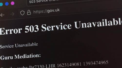 Massive internet outage disrupts websites in U.S., Canada and Europe