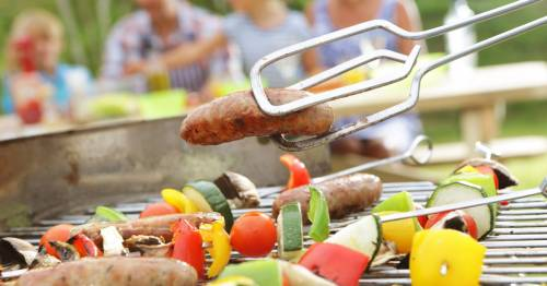 Half of Brits would 'panic' if vegan or veggie showed up to their barbecue