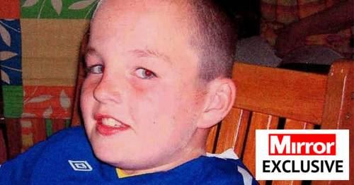 Detective who put killer of Rhys Jones in jail pays emotional visit to boy's grave