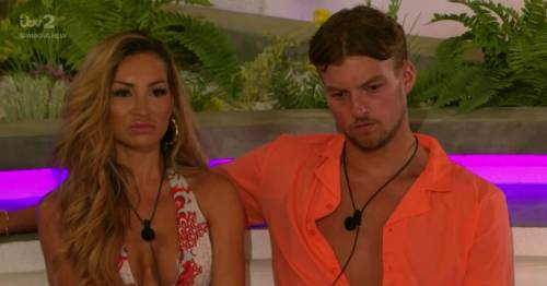Love Island's Hugo Hammond friendzones AJ and tells her to move on with Danny