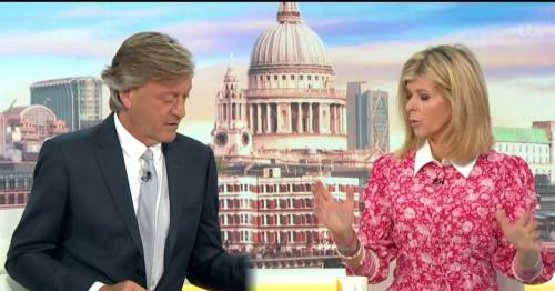 GMB fans slam 'excruciating' show as Richard Madeley returns to host with Kate Garraway