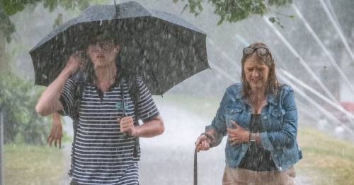 Crushing update on potential August heatwave issued by Met Office as rain returns