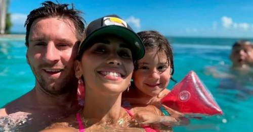 Inside Lionel Messi's luxurious Miami holiday with Barcelona future unresolved