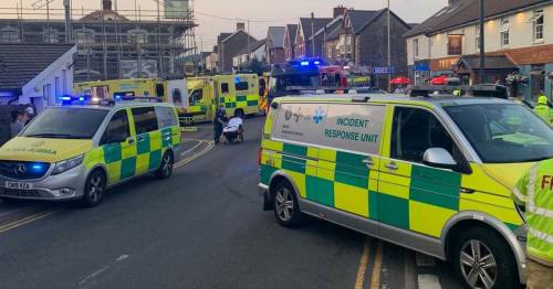 Pontyclun crash: 'Carnage' as lorry ploughs into 'a number of pedestrians' outside pub