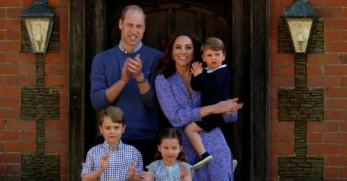 Kate Middleton's strict rule for George, Charlotte and Louis – and it's 'off limits'