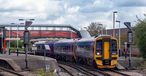 Southampton train stabbing: Man knifed on board as police seal off area