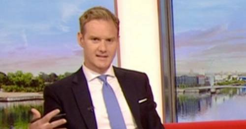 BBC Breakfast hosts apologise after show's clock vanishes in technical blunder
