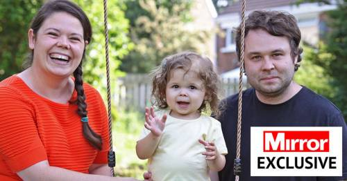 Baby Talia saved just in time after 300-day Covid wait for new liver from dad