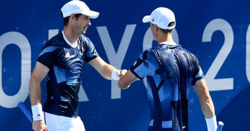 Andy Murray breezes into doubles third round as he eyes third successive Olympic gold